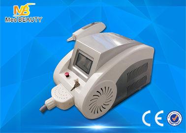 Chine Machine grise de retrait de tatouage de laser de ND Yag, laser à commutation de Q pour le retrait de tatouage distributeur